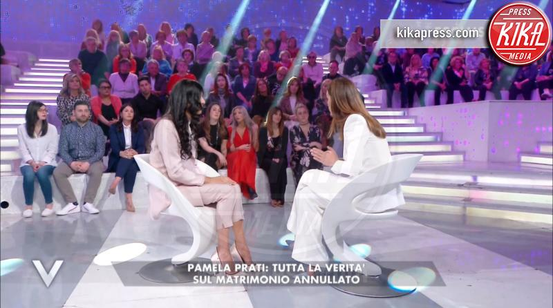 Silvia Toffanin, Pamela Prati - Milano - 11-05-2019 - Prati-Toffanin: la furiosa lite su Marco Caltagirone