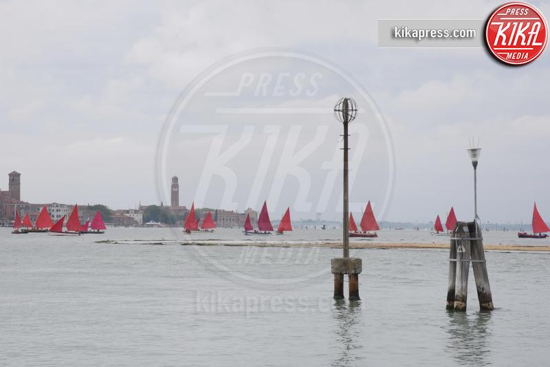 Biennale Venezia - Venezia - 11-05-2019 - Biennale, l'inaugurazione di Building Bridges di Lorenzo Quinn