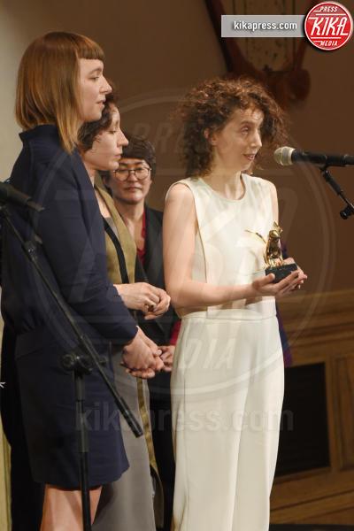 Rugile Barzdziukaite, Vaiva Grainyte, Lina Lapelyte - Venezia - 11-05-2019 - Biennale di Venezia, i premiati della 58esima edizione