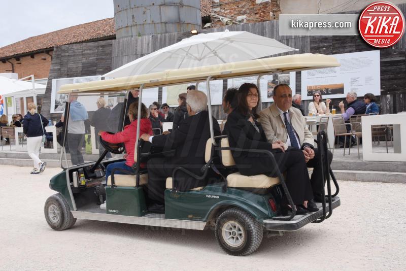 Alberto Bonisoli - Venezia - 11-05-2019 - Biennale di Venezia, i premiati della 58esima edizione