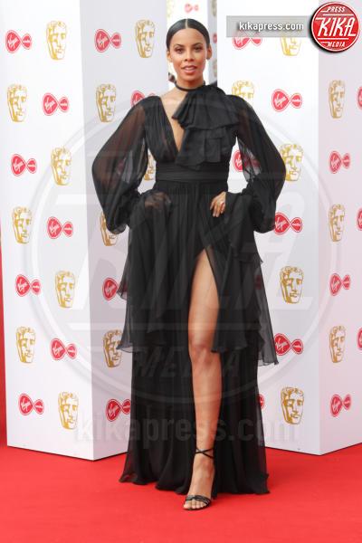 Rochelle Humes - Londra - 12-05-2019 - Phoebe Waller-Bridge & co: ai Bafta vincono le donne