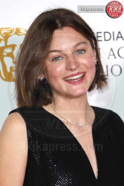 Emma Corrin - Londra - 12-05-2019 - Phoebe Waller-Bridge & co: ai Bafta vincono le donne
