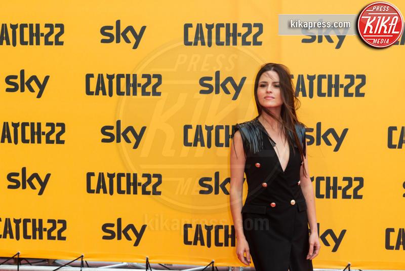 Ivana Lotito - Roma - 13-05-2019 - George Clooney a Roma per Catch 22: