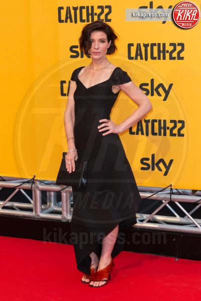 Tessa Ferrer - Roma - 13-05-2019 - George Clooney a Roma per Catch 22: