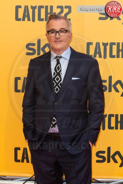 Luke Davies - Roma - 13-05-2019 - George Clooney a Roma per Catch 22: