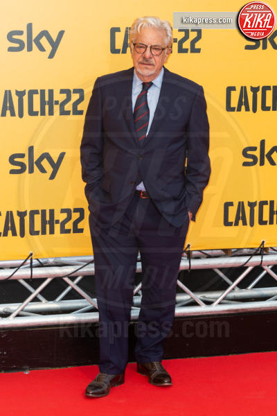 Giancarlo Giannini - Roma - 13-05-2019 - George Clooney a Roma per Catch 22: