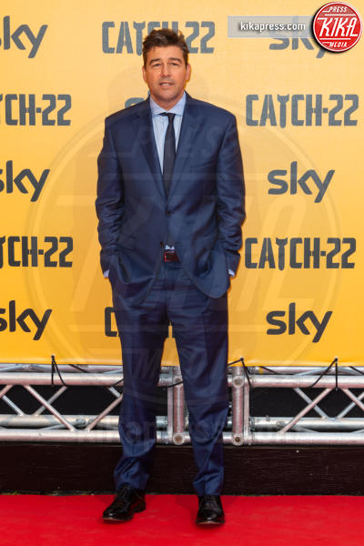 Kyle Chandler - Roma - 13-05-2019 - George Clooney a Roma per Catch 22: