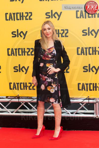 Laura Cremaschi - Roma - 13-05-2019 - George Clooney a Roma per Catch 22: