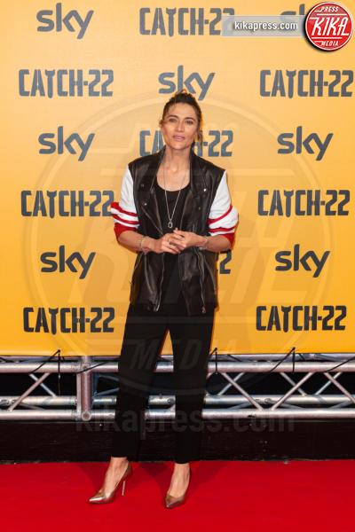 Anna Foglietta - Roma - 13-05-2019 - George Clooney a Roma per Catch 22: