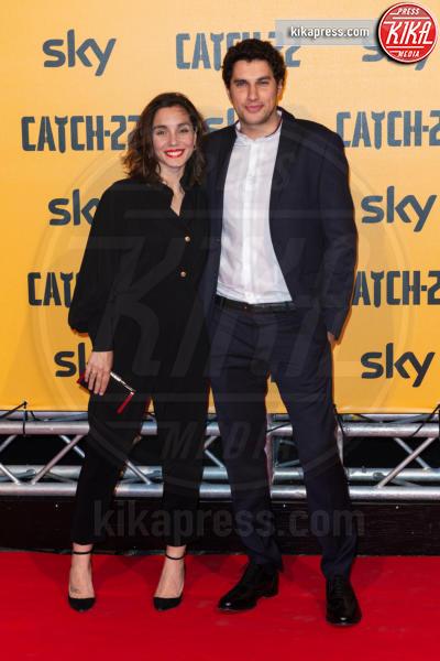 Cristiana Dell'Anna - Roma - 13-05-2019 - George Clooney a Roma per Catch 22: