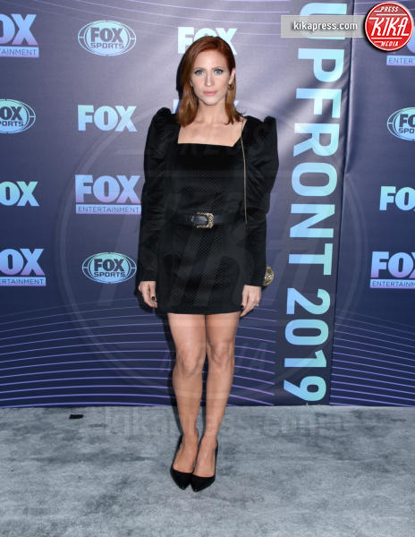 Brittany Snow - New York - 13-05-2019 - Beverly Hills 90210: reunion ufficiale per i palinsesti Fox!