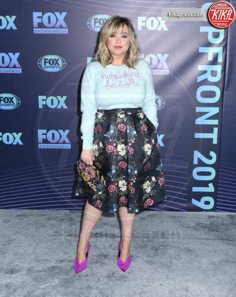 Amanda Fuller - New York - 13-05-2019 - Beverly Hills 90210: reunion ufficiale per i palinsesti Fox!