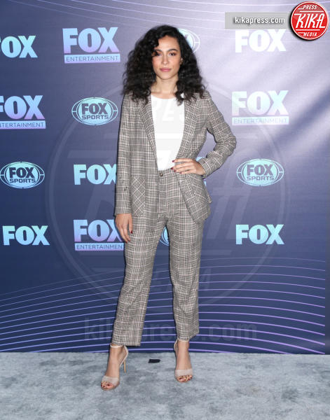 Aurora Perrineau - New York - 13-05-2019 - Beverly Hills 90210: reunion ufficiale per i palinsesti Fox!