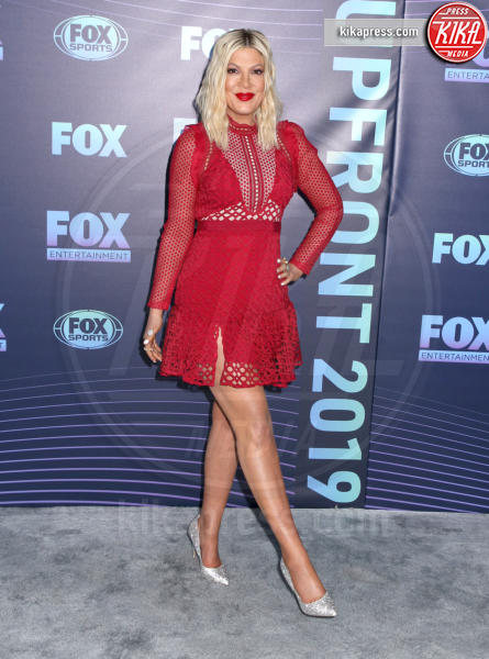 Tori Spelling - New York - 13-05-2019 - Beverly Hills 90210: reunion ufficiale per i palinsesti Fox!