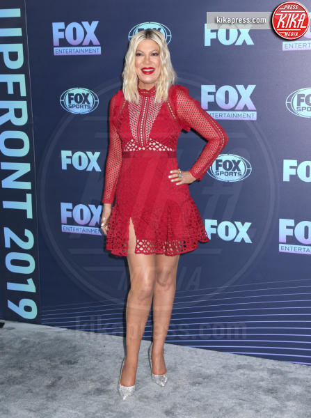 Tori Spelling - New York - 13-05-2019 - Beverly Hills 90210: reunion ufficiale per i palinsesti Fox!