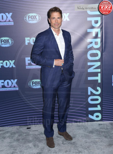 Rob Lowe - New York - 13-05-2019 - Beverly Hills 90210: reunion ufficiale per i palinsesti Fox!