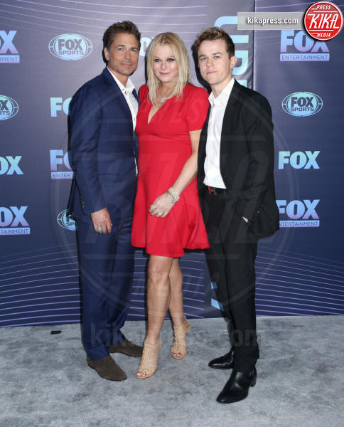 Rob Lowe - New York - 13-05-2019 - Beverly Hills 90210: reunion ufficiale per i palinsesti Fox!