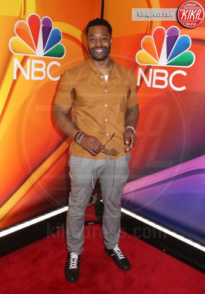 LaRoyce Hawkins - New York - 13-05-2019 - Rieccola! Tata Francesca alla presentazione dei palinsesti NBC
