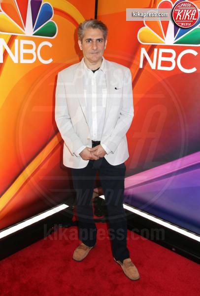 Michael Imperioli - New York - 13-05-2019 - Rieccola! Tata Francesca alla presentazione dei palinsesti NBC