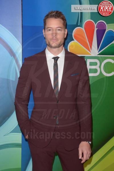 Justin Hartley - New York - 13-05-2019 - Rieccola! Tata Francesca alla presentazione dei palinsesti NBC