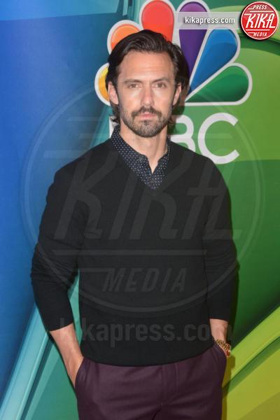 Milo Ventimiglia - New York - 13-05-2019 - Rieccola! Tata Francesca alla presentazione dei palinsesti NBC