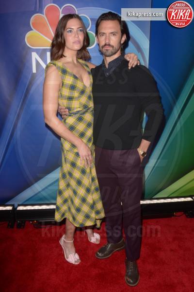 Milo Ventimiglia, Mandy Moore - New York - 13-05-2019 - Rieccola! Tata Francesca alla presentazione dei palinsesti NBC