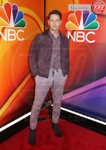 Josh Dallas - New York - 13-05-2019 - Rieccola! Tata Francesca alla presentazione dei palinsesti NBC