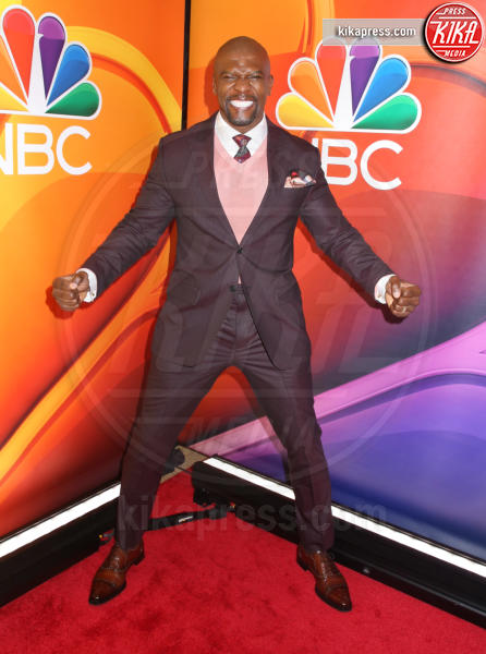 Terry Crews - New York - 13-05-2019 - Rieccola! Tata Francesca alla presentazione dei palinsesti NBC