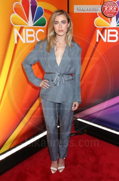 Melissa Roxburgh - New York - 13-05-2019 - Rieccola! Tata Francesca alla presentazione dei palinsesti NBC