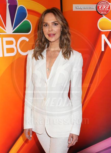 Arielle Kebbel - New York - 13-05-2019 - Rieccola! Tata Francesca alla presentazione dei palinsesti NBC