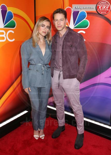 Melissa Roxburgh, Josh Dallas - New York - 13-05-2019 - Rieccola! Tata Francesca alla presentazione dei palinsesti NBC
