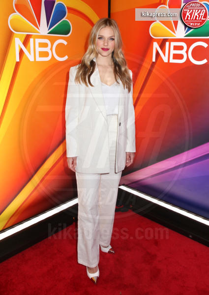 Tracy Spiridakos - New York - 13-05-2019 - Rieccola! Tata Francesca alla presentazione dei palinsesti NBC