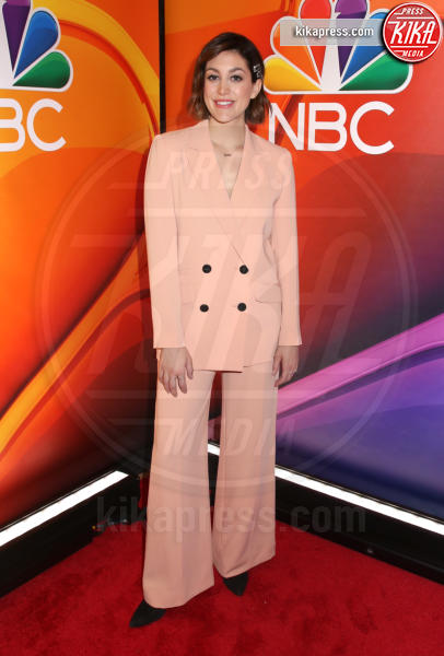Caitlin McGee - New York - 13-05-2019 - Rieccola! Tata Francesca alla presentazione dei palinsesti NBC