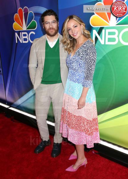 Abby Elliott, Adam Pally - New York - 13-05-2019 - Rieccola! Tata Francesca alla presentazione dei palinsesti NBC