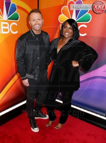 Shane McAnally, Ester Dean - New York - 13-05-2019 - Rieccola! Tata Francesca alla presentazione dei palinsesti NBC