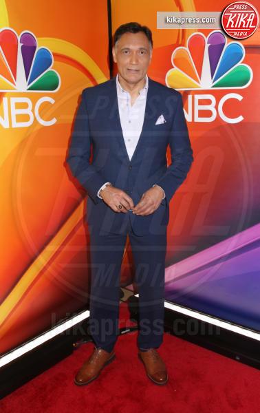 JIMMY SMITS - New York - 13-05-2019 - Rieccola! Tata Francesca alla presentazione dei palinsesti NBC
