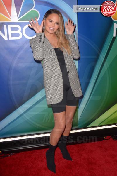 Chrissy Teigen - New York - 13-05-2019 - Rieccola! Tata Francesca alla presentazione dei palinsesti NBC