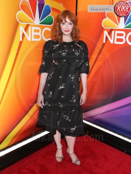 Christina Hendricks - New York - 13-05-2019 - Rieccola! Tata Francesca alla presentazione dei palinsesti NBC
