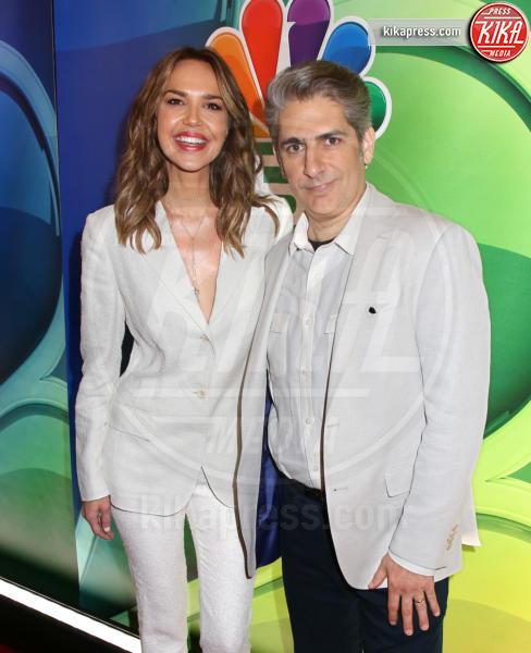 Michael Imperioli, Arielle Kebbel - New York - 13-05-2019 - Rieccola! Tata Francesca alla presentazione dei palinsesti NBC