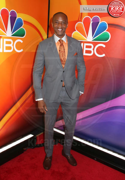 J. August Richards - New York - 13-05-2019 - Rieccola! Tata Francesca alla presentazione dei palinsesti NBC