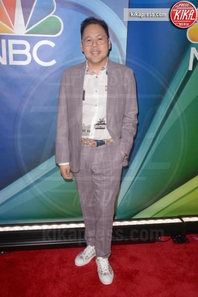 Nico Santos - New York - 13-05-2019 - Rieccola! Tata Francesca alla presentazione dei palinsesti NBC