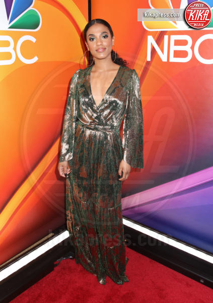 Freema Agyeman - New York - 13-05-2019 - Rieccola! Tata Francesca alla presentazione dei palinsesti NBC