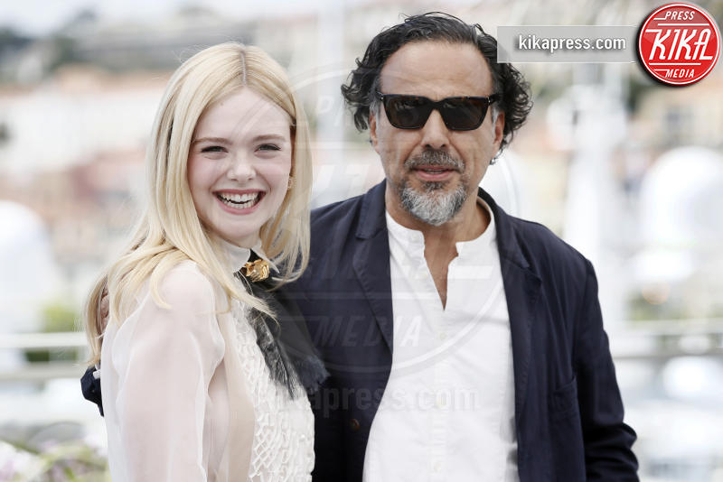 Alejandro Gonzalez Inarritu, Elle Fanning - Cannes - 14-05-2019 - Cannes 72, Iñárritu: Lavoriamo perché non muoia il cinema