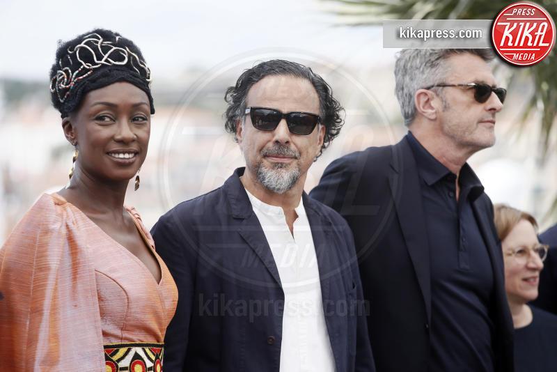 Maimouna N'Diaye, Pawel Pawlikowski, Alejandro Gonzalez Inarritu - Cannes - 14-05-2019 - Cannes 72, Iñárritu: Lavoriamo perché non muoia il cinema