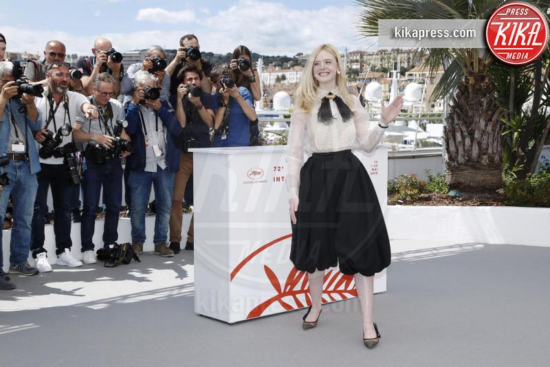 Elle Fanning - Cannes - 14-05-2019 - Cannes 72, Iñárritu: Lavoriamo perché non muoia il cinema