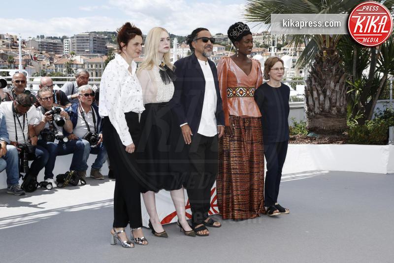 Jury members Maimouna N'Diaye, Kelly Reichardt, Alice Rohrwacher, Alejandro Gonzalez Inarritu, Elle Fanning - Cannes - 14-05-2019 - Cannes 72, Iñárritu: Lavoriamo perché non muoia il cinema