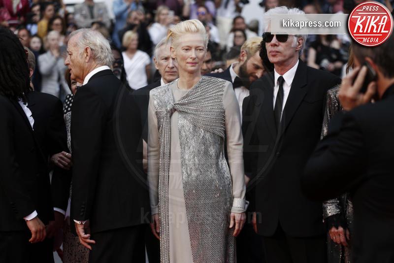 Jim Jarmusch, Tilda Swinton - Cannes - 14-05-2019 - Cannes 72, Selena Gomez alla prima assoluta sulla Croisette