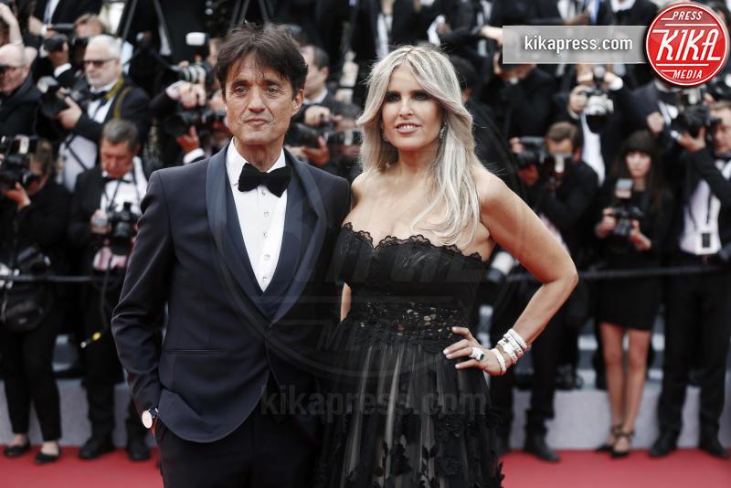 Giulio Base, Tiziana Rocca - Cannes - 14-05-2019 - Cannes 72, Selena Gomez alla prima assoluta sulla Croisette