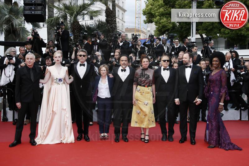 Giuria Cannes 2019, Alejandro Inarritu, Alice Rohrwacher, Elle Fanning - Cannes - 14-05-2019 - Cannes 72, Selena Gomez alla prima assoluta sulla Croisette