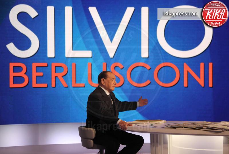 Silvio Berlusconi - Roma - 14-05-2019 - Berlusconi: